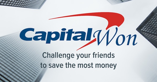 Capital Won: Challenge your friends to save the most money