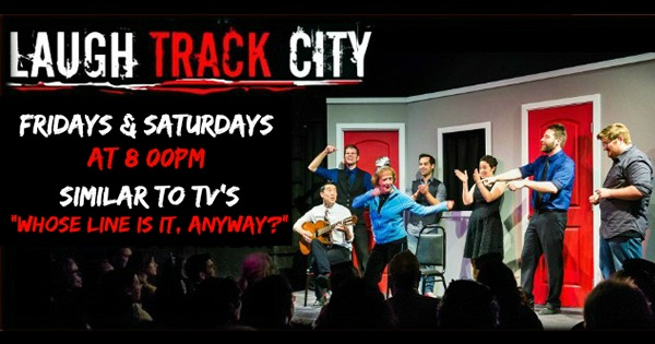Laugh Track City | Main Stage Comedy Show