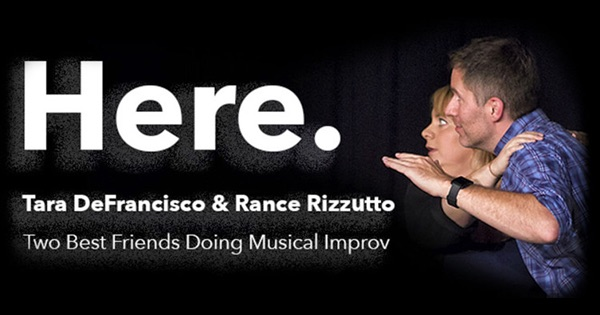 HERE: Improvised Musical