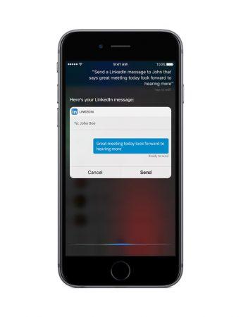 siri-linkedin-messaging